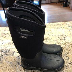Women's bog boots size 7